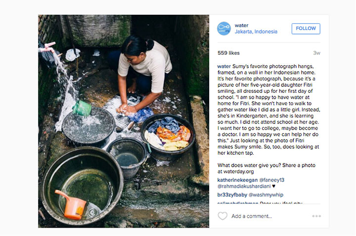 Water.org Example