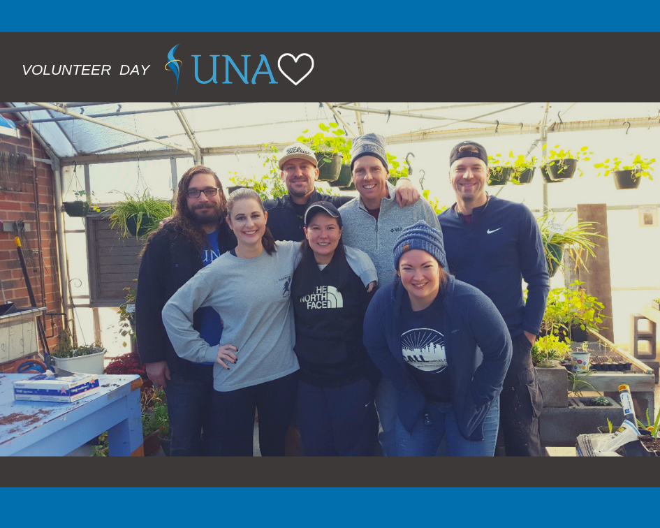 UNA Cares_ Cleaning Up Cornerstones of Care