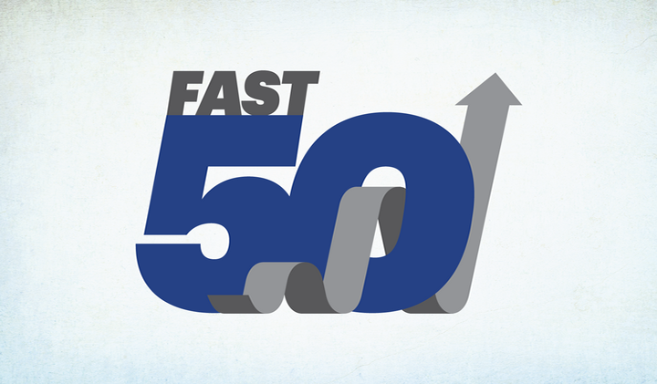 UNA Wins 4th Place for Top 50 Fastest-Growing Companies